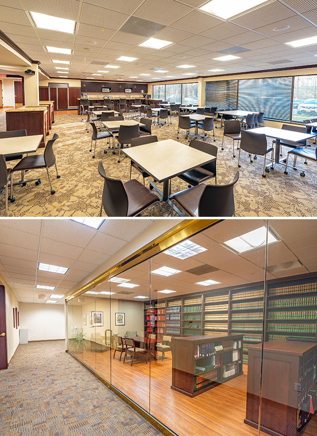 100 Southgate Parkway interior office