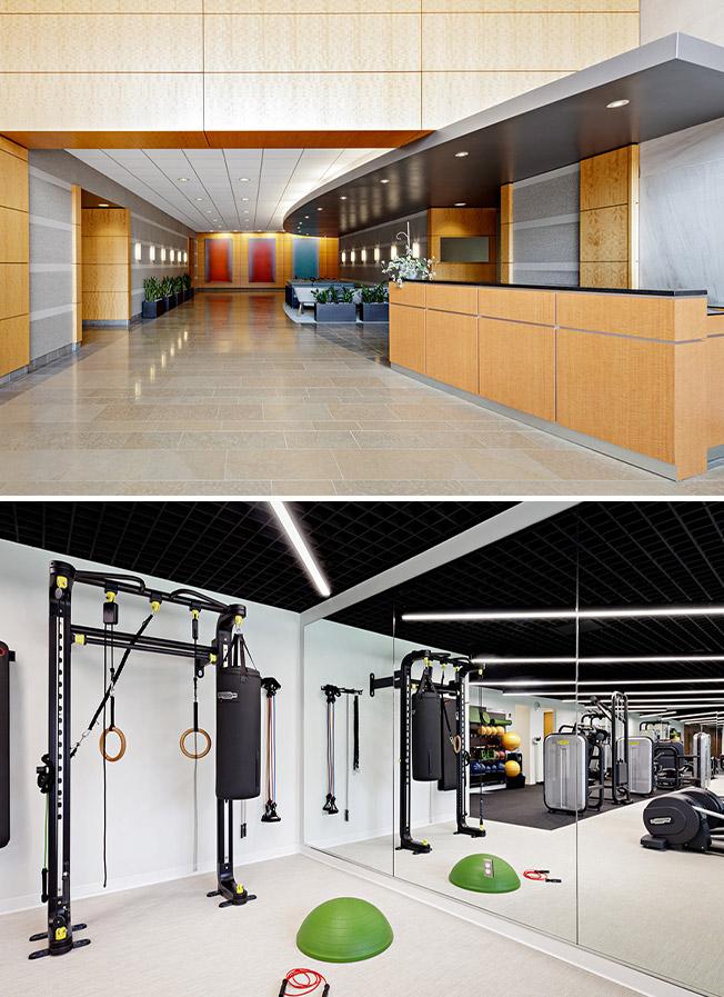 101 JFK parkway gym