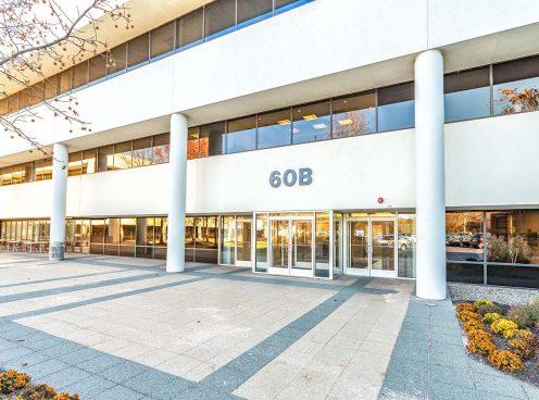 60 Columbia Road entrance